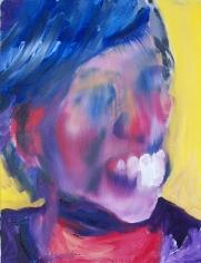 """""""Kurs: Malen wie Gerhard Richter"""" 30cm x 50cm"""